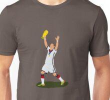 Schweinsteiger Minimalist Unisex T-Shirt