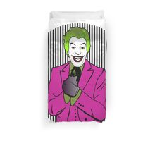 60s Joker Duvet Cover