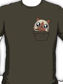 A Felyne in the pocket T-Shirt