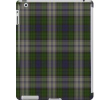 00255 Black Watch Dress (Fashion) Tartan iPad Case/Skin