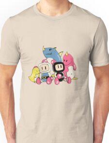 Bomberman Unisex T-Shirt