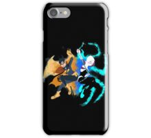 Batgirl and Spider Gwen iPhone Case/Skin