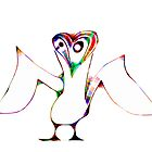 Doodle Bird by Darlene Lankford Honeycutt