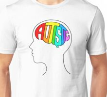 Autistic Mind Unisex T-Shirt