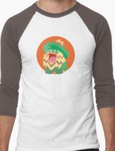 Ludicolo - 3rd Gen Men's Baseball ¾ T-Shirt