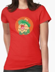 Ludicolo - 3rd Gen Womens Fitted T-Shirt