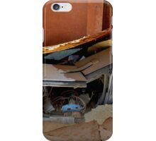 ABOUT TIME TO DUST THE LIVING ROOM iPhone Case/Skin