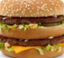 Big Mac Sticker