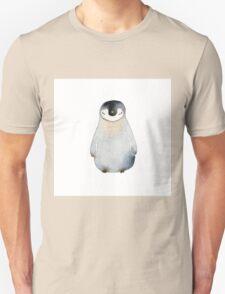 Cute animal No.2 Shy Penguin Unisex T-Shirt