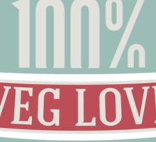Veg Love Collection No.1 Veg Love Sticker