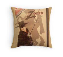 ZORRO Throw Pillow