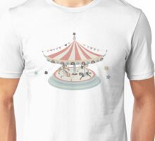 Toy Collection #1 Carrousel Unisex T-Shirt