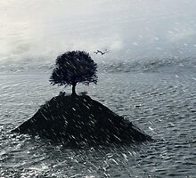 Island Rain by Varinia   - Globalphotos