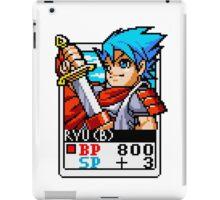 Ryu (BoF) iPad Case/Skin