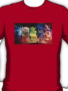 Clash of Clans Art T-Shirt