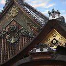Nijo-jo, Kyoto, Japan by boudidesign