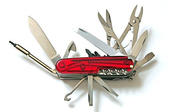 Scout Knife by AravindTeki