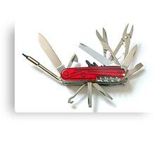 Scout Knife Metal Print