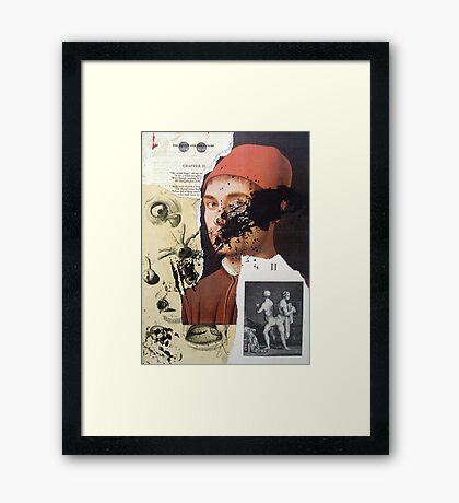 CAPÍTULO II (Chapter II) Framed Print