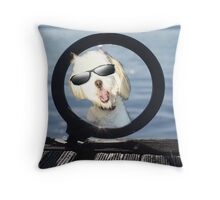 Spy Max Throw Pillow