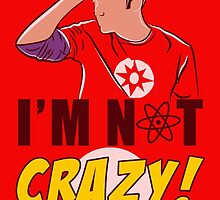 I am not Crazy by Saksham Amrendra