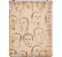 The Study of Scotty iPad Case/Skin