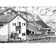 Swiss Trail Photographic Print