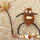 Beach Creature by oddoutlet