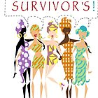 We Are Cancer Survivor's ~ LMG (C) 2015 by Lisa Michelle Garrett