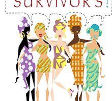 We Are Cancer Survivor's ~ LMG (C) 2015 by Lisa Michelle Garrett