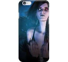 Dark Angel in the Forest 4 iPhone Case/Skin