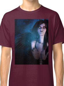 Dark Angel in the Forest 4 Classic T-Shirt