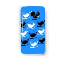 Mad Tea Party  Samsung Galaxy Case/Skin