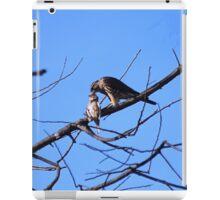 Bird Food iPad Case/Skin