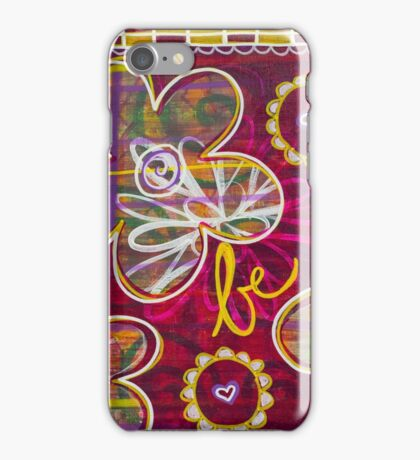Love Live Be: Inner Power Painting iPhone Case/Skin