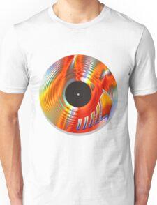 Vintage Turntable Unisex T-Shirt