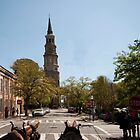 St. Philip's Episcopal Church - Charleston South Carolina by barnsis