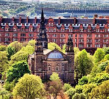 St Cuthbert's Church by Andrew Ness - www.nessphotography.com