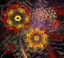 'Strange Bouquet' by Scott Bricker