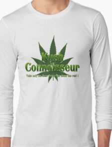 KUSH CONNOISSEUR Long Sleeve T-Shirt