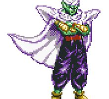 Piccolo by Lupianwolf