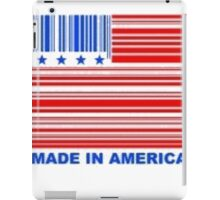 Made In America iPad Case/Skin