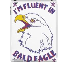 Eagle Fluent iPad Case/Skin