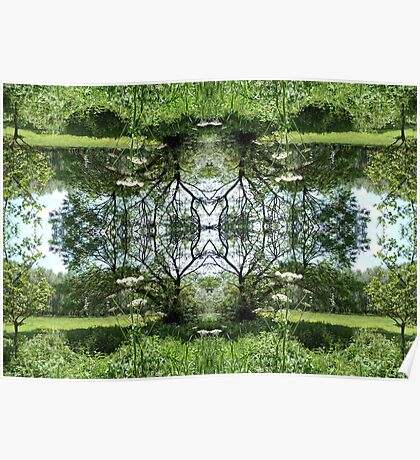 Kaleidoscope - Tree Series Summer Poster
