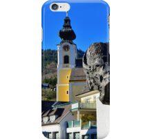 Bust of Gustav Klimt iPhone Case/Skin