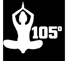 105 ̊  Photographic Print