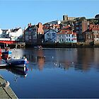A day in Whitby town by Funkylikeabee