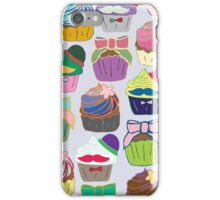 Colorful Cupcakes iPhone Case/Skin