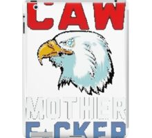 Caw iPad Case/Skin