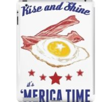Merica Time iPad Case/Skin